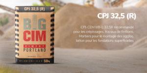BIG CIM CPJ 32,5 (R)