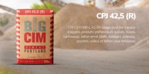 BIG CIM CPJ (42,5)
